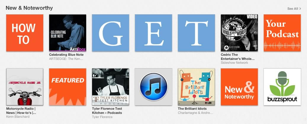 New and noteworthy in iTunes