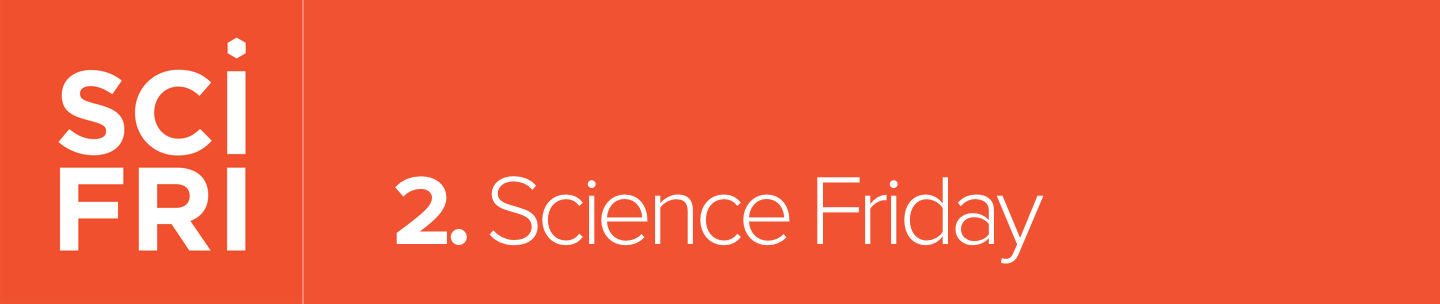 science friday podcasts
